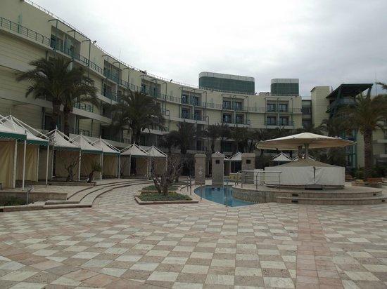 Club Hotel Loutraki : Beautiful grounds