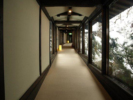 Irorinoyado Katsuraginosato : 通路
