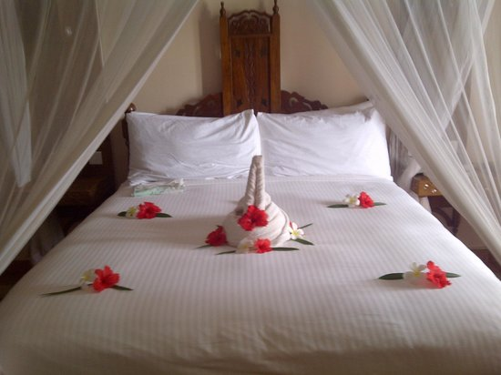 DoubleTree by Hilton Resort Zanzibar - Nungwi: soffice e...teneroso