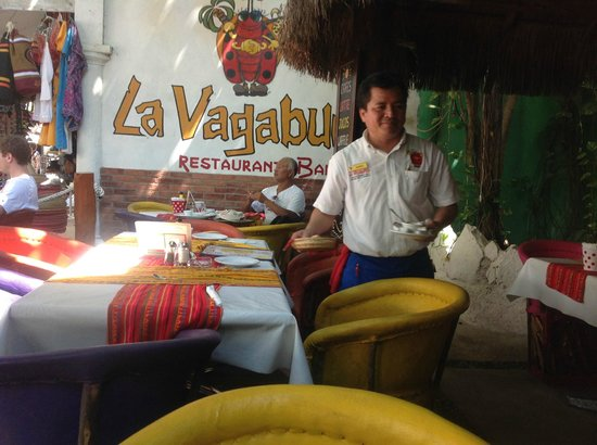 La Vagabunda Raul