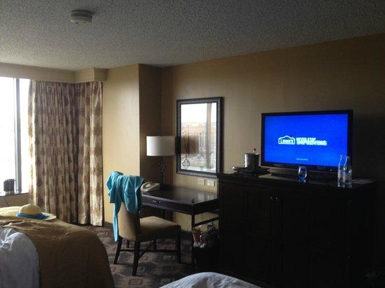 Omni San Antonio Hotel: Room
