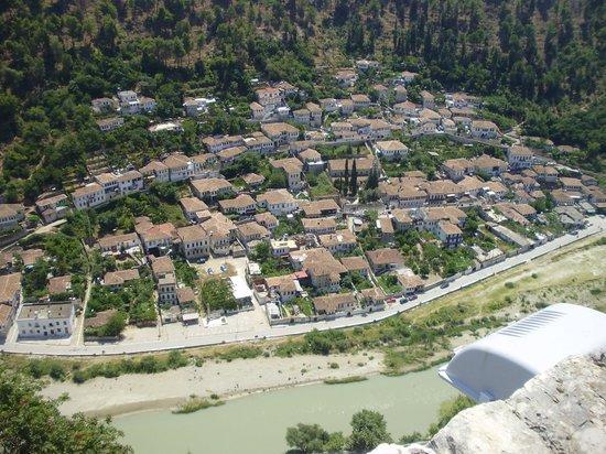 Hotel Berati: Panorama di Berat