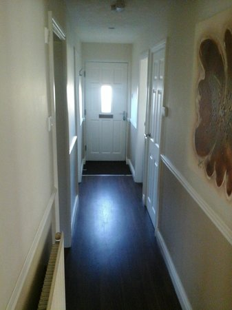 Ribby Hall Village Self Catering Accommodation: Hallway