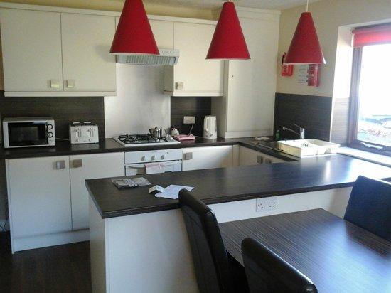 Ribby Hall Village Self Catering Accommodation: Kitchen