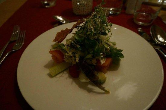 Der Waldhof: Spring salad