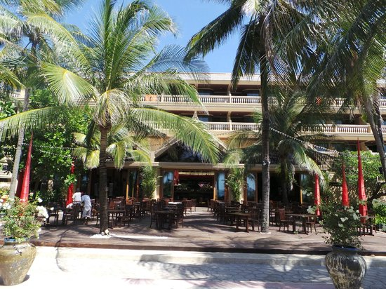 Kata Beach Resort and Spa : HOTEL