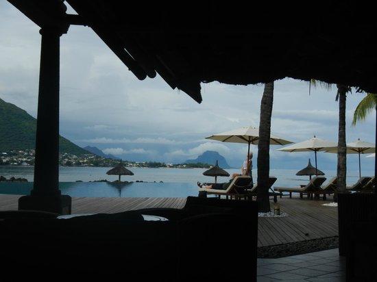 Sands Suites Resort & Spa: vue de la salle à manger