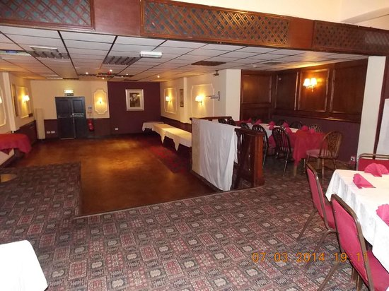 Pype Hayes Golf Club Room Hire