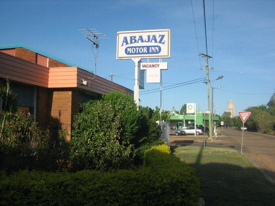 Abajaz Motor Inn : Great Motel