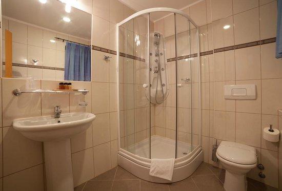 Hotel Park Hvar : Bathroom - double bed suite