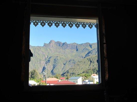 Hotel Aloes : Aussicht aus Zimmer 3
