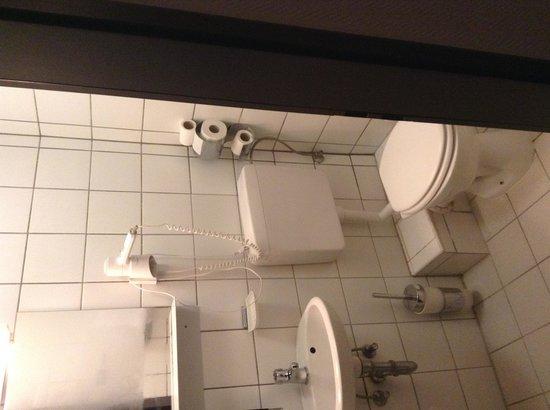 Colour Hotel: 共有のシャワールーム