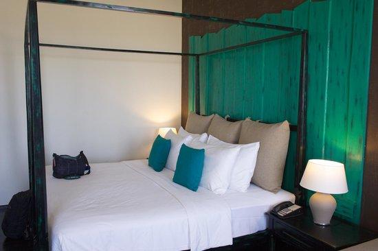 Jetwing Yala: Komfortables Bett