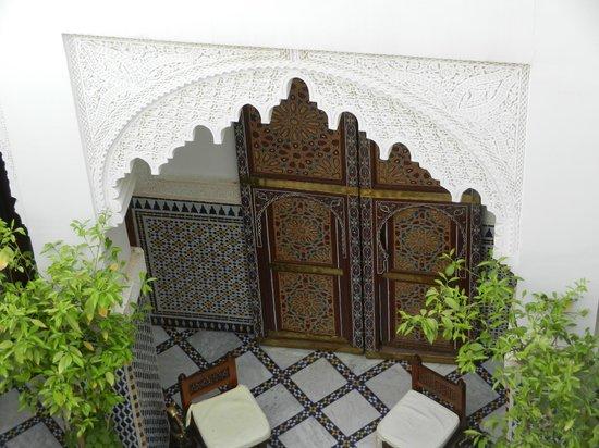 Riad & Spa Esprit du Maroc : tür