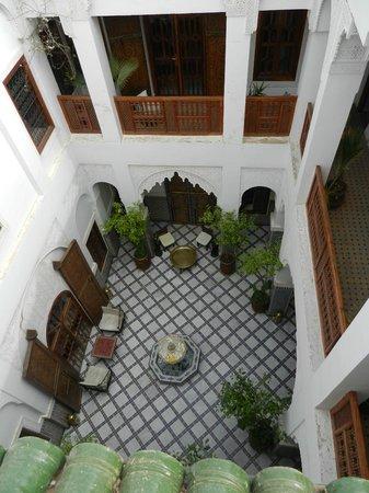 Riad & Spa Esprit du Maroc: innenhof