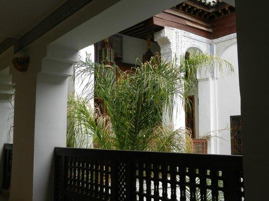 Riad & Spa Esprit du Maroc: balkon