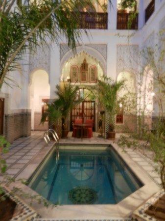 Riad & Spa Esprit du Maroc: lobby
