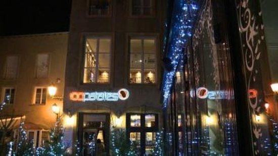 ça Lorraine Cuisine Thionville : Brioche pain perdu - Picture of 100 Patates, Thionville - TripAdvisor