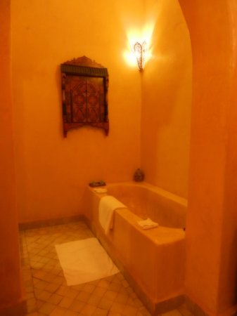 Riad & Spa Esprit du Maroc: bad
