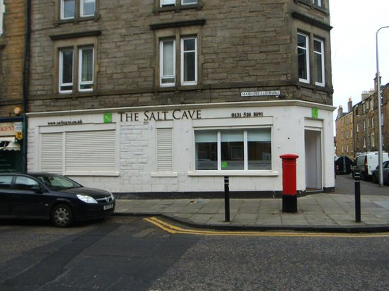 The Salt Cave Edinburgh