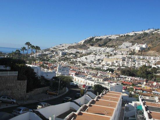 Apartamentos Tamanaco: Utsikten fra hotellet