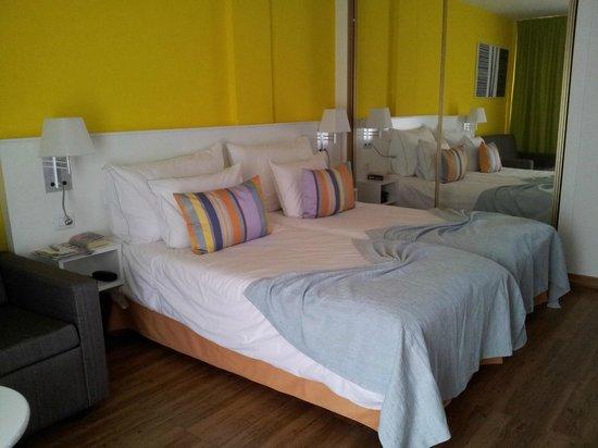 Apartments California : Härliga sängar!