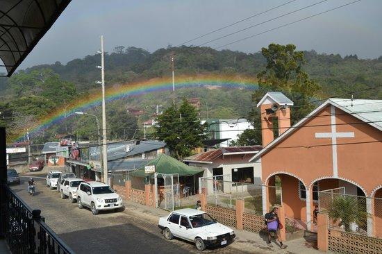 Tree House Restaurante & Cafe: Rainbow