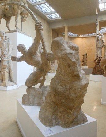 Musee Bourdelle: Boudelle, Rodin le qualifiait d' <<éclaireur de la modernité>>