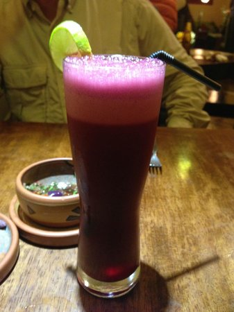 El Huacatay: Chica Morada - Try One!