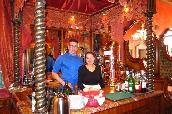 Al Ponte Antico Hotel : Staff