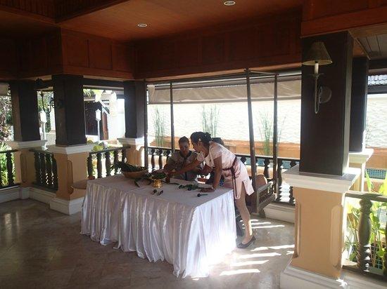 Amari Vogue Krabi: Great service from staff