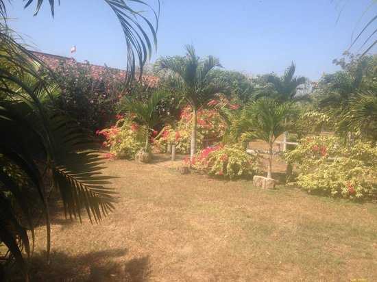 Casa Lajagua: gardens
