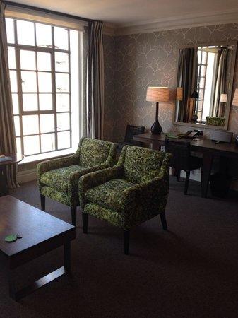 The Soho Hotel: 409