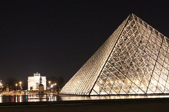 Fat Tire Tours Paris: Louvre