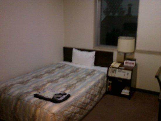 Hotel Paco Obihiro 3: コンパクトですが不便は感じません