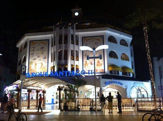 Parque Santiago III: Hotel