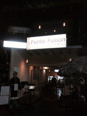 Punto Fusion, La Fortuna, Arenal, Costa Rica