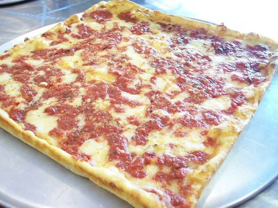 Napoli Pizza: Old Fashioned Pizza.....$13.50
