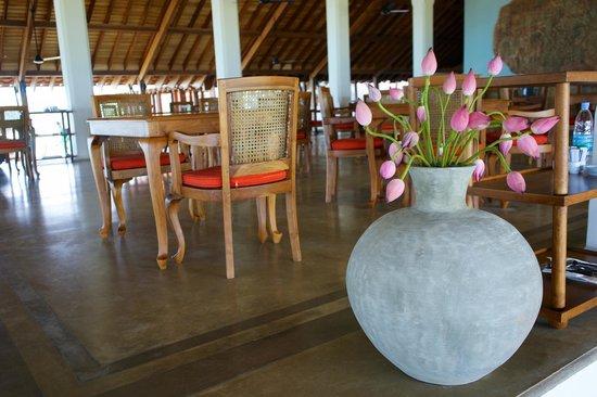 Saman Villas : Schön eingerichteter Speisesaal