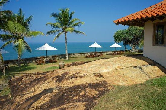 Saman Villas : Wunderschöne Aussicht
