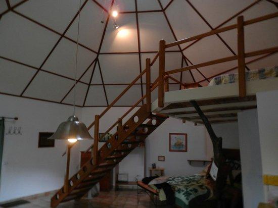 Isla Verde Hotel: INTERIOR ROUNDHOUSE