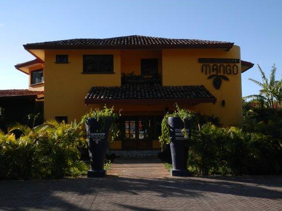 Isla Verde Hotel: MANGO RESTAURANT
