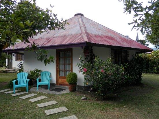 Isla Verde Hotel: ROUNDHOUSE