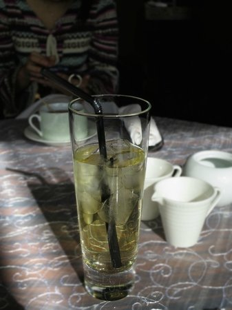 Oriental Lounge: アイスカモミール