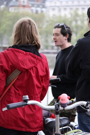 Fat Tire Bike Tours - London: Our awesome guide