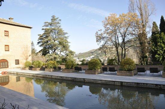 Parador de Granada: Vistas