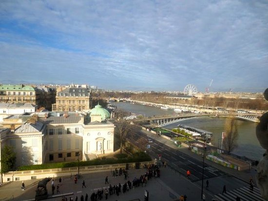 Musée d'Orsay: View from the Top