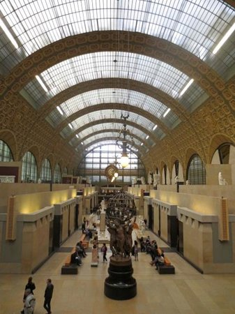 Musée d'Orsay: Grand Gallery