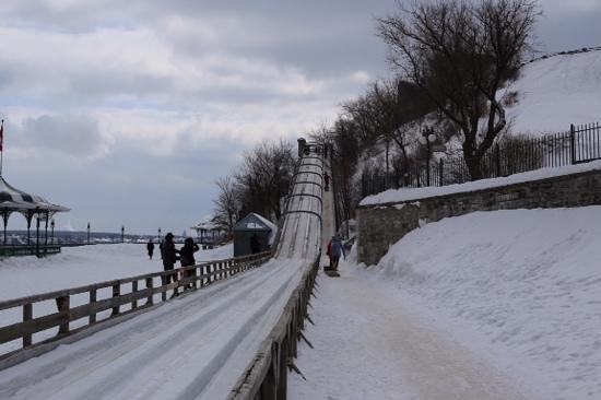 Terrasse Dufferin Slides : Slides