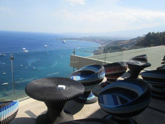 Eurostars Monte Tauro: Hotel Roof Top Balcony